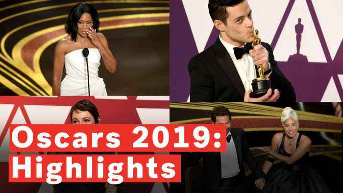 Oscars 2019: Highlights