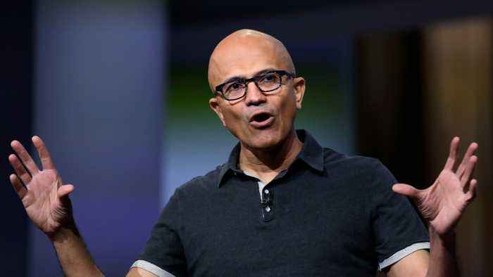 Microsoft CEO Satya Nadella Defends Military Contract