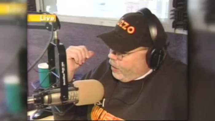 VIDEO LV radio personality 'The Bearman' dies suddenly