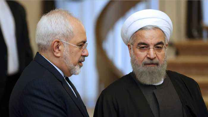 Iranian President Has Not Accepted Foreign Minister's Resignation