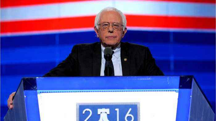 Bernie Sanders Will Support Any Democratic Nominee