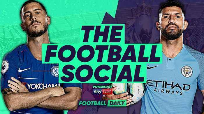 LIVE: Chelsea 0-0 Manchester City | City Win League Cup on Penalties | #TheFootballSocial