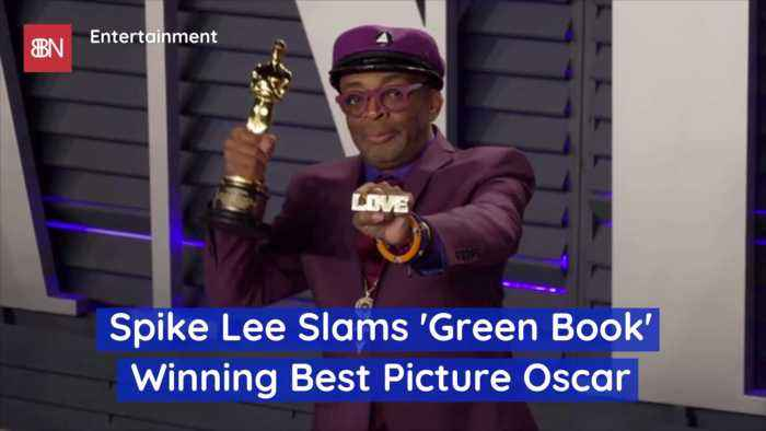 Spike Lee Is Not A Happy Oscar Best Picture Loser