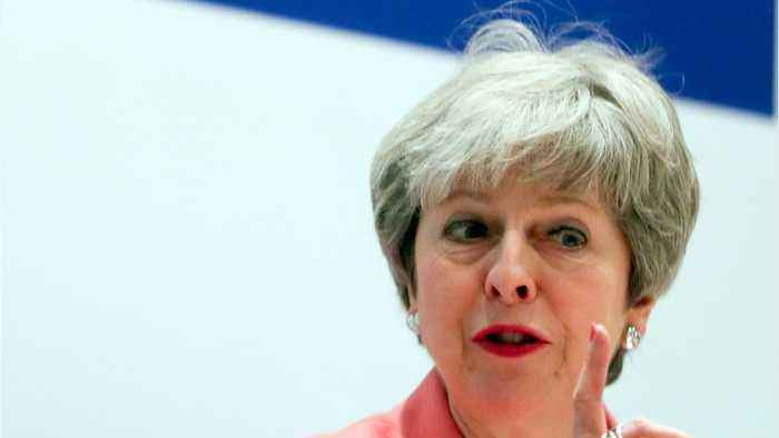 UK PM May Considers Brexit Delay