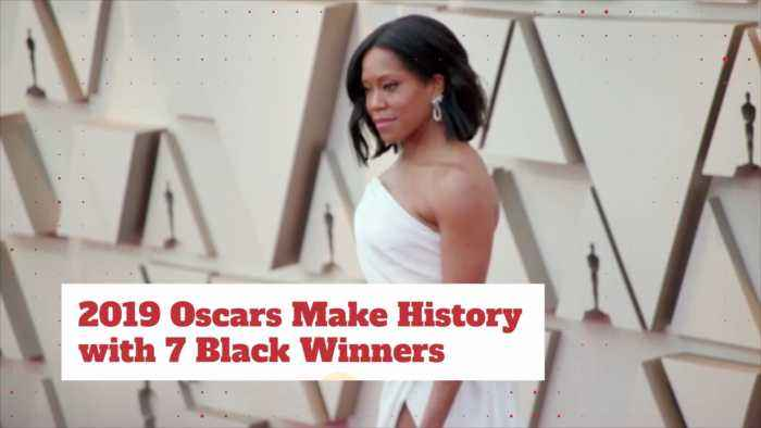 African American Women Make A Winning Oscar Statement