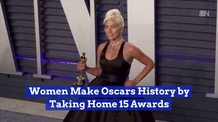 Women Are Big Winners At The Oscars
