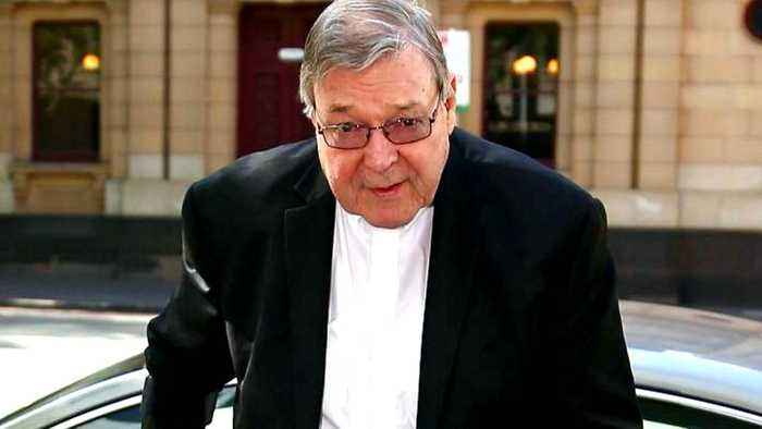 Top aide to pope convicted of child sex crimes in Australia