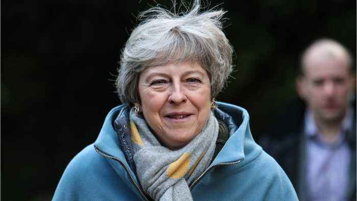Theresa May Offers MPs A Vote To Delay Brexit  And Prevent No-Deal
