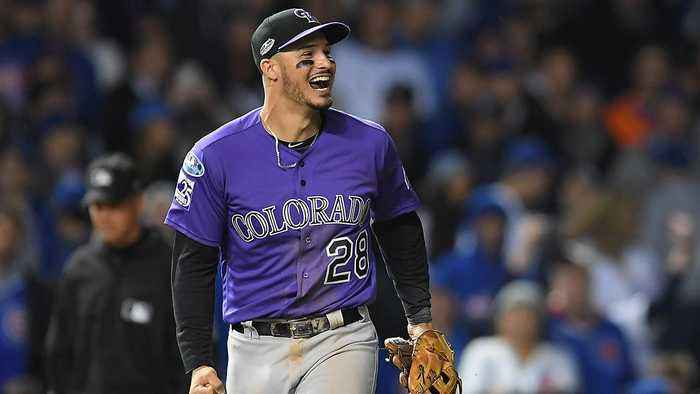 Report: Nolan Arenado Finalizing Eight-Year, $255 Million Deal With Rockies