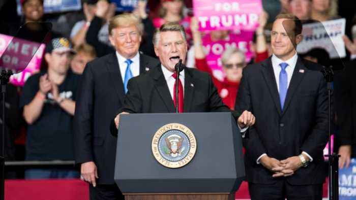 GOP's Mark Harris Drops Out of North Carolina House Race