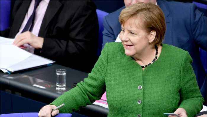 Germany's Merkel: If Britain Needs More Time For Brexit, We Won't Refuse