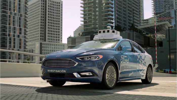 Volkswagen And Ford Reveal New Details About Their Self-Driving Partnership