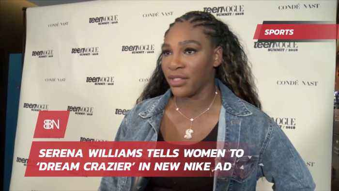 Serena Williams Nike Oscars Ad Gives Power To Women