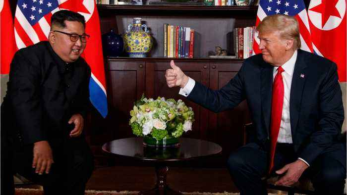 Trump And Kim Bet Big On Personal Relationship