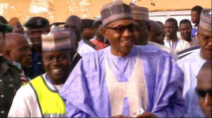 Buhari reelected as Nigeria's president: Electoral commission