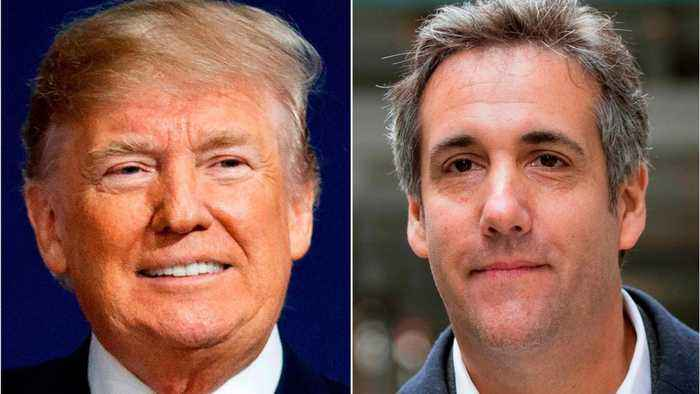 Michael Cohen Has Bombshells Planned For Congress