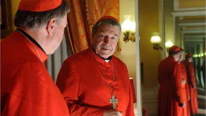 Cardinal Pell Convicted Of Sexual Offences, Behind Bars