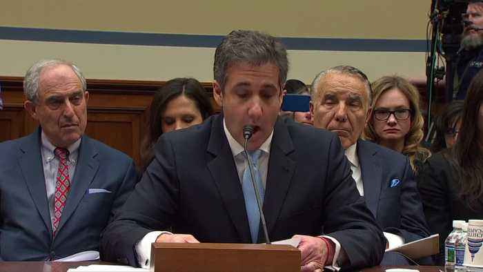 Cohen: Trump knew in advance about WikiLeaks emails