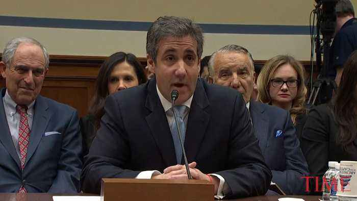 Michael Cohen Speaks About 'Women for Cohen' During Testimony Before Congress