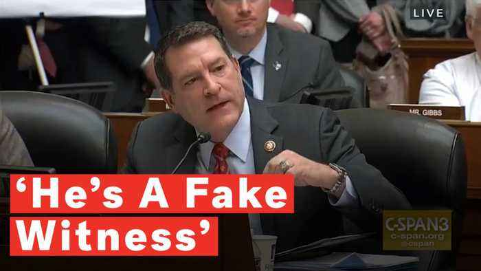 Rep. Mark Green Calls Cohen A 'Fake Witness' Before Asking If He Has A 'Book Deal Coming'