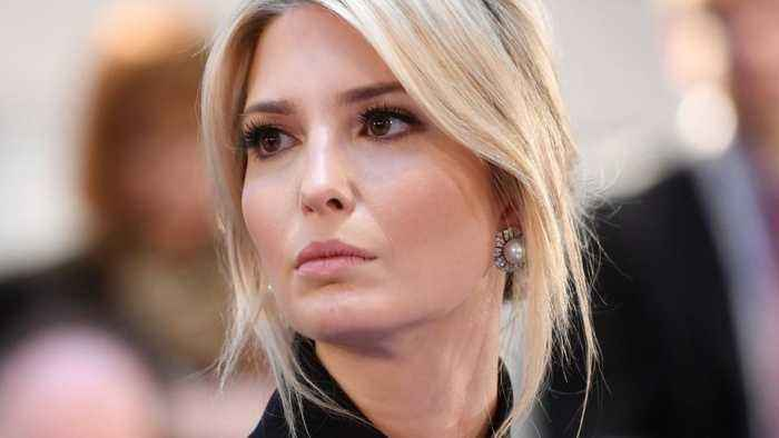Ivanka Trump—woman who was given everything—just said most Americans don't want help