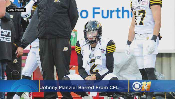 Johnny Manziel Released From CFL Team, Banned From League