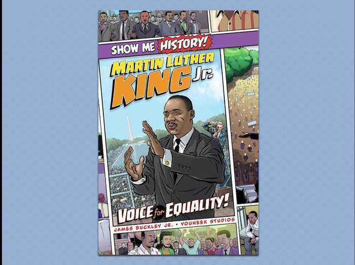 Martin Luther King Jr. Show Me History! Preview