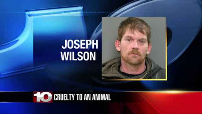 Parke County man charged with cruelty to an animal