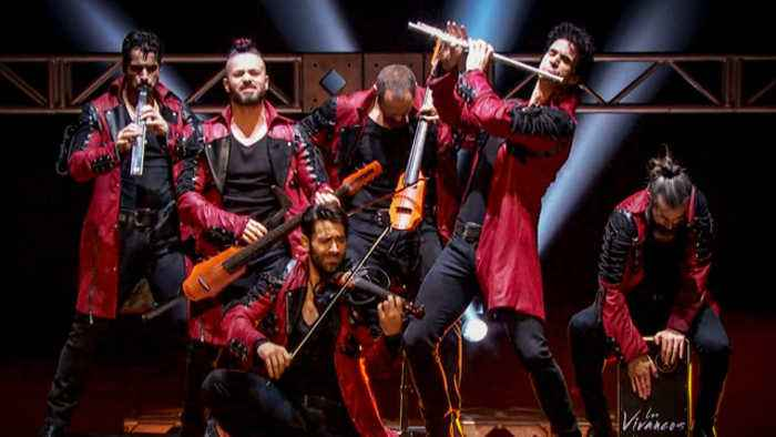 6 Spanish Brothers Have the Judges Swooning - Los Vivancos - The World's Best Battle Round