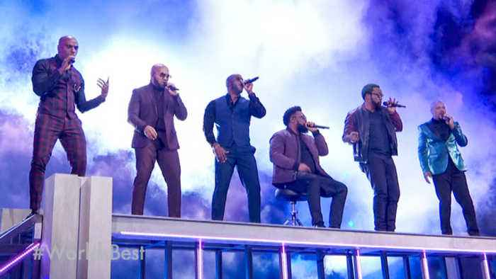 A Capella 'In The Air Tonight' Rocks Judges - Naturally 7's World's Best Battle Round