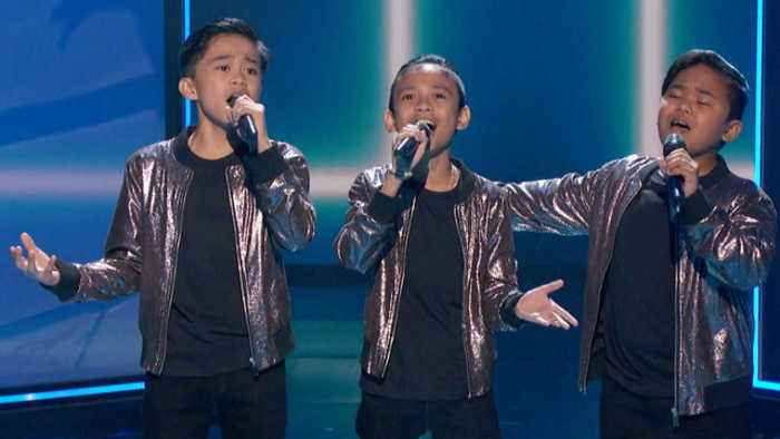 TNT Boys Smash 'And I Am Telling You I'm Not Going' - The World's Best Battle Rounds
