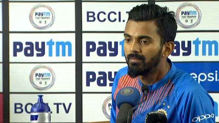 KL Rahul reacts on India's T20 loss against Australia| Oneindia News