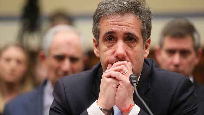 Trump claims 95% of former attorney  Cohen's testimony was lies