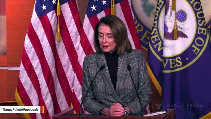 Pelosi On Trump's Warmbier Comment: 'Something Wrong' About President Choosing To Believe Kim Jong Un, Putin