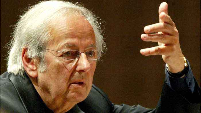 Famed Composer André Previn Passes Away