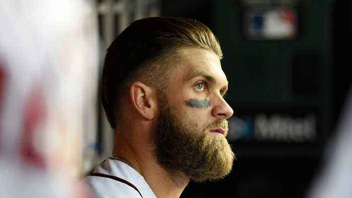 Bryce Harper Finally Signs With The Phillies