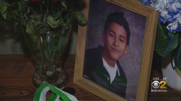 Father Of Teen Killed In Old Irving Park Shooting Speaks Out