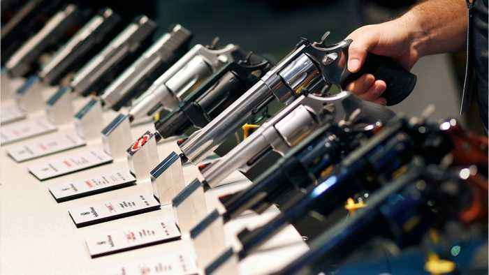 U.S. House Approves Expanded Background Checks For Gun Sales
