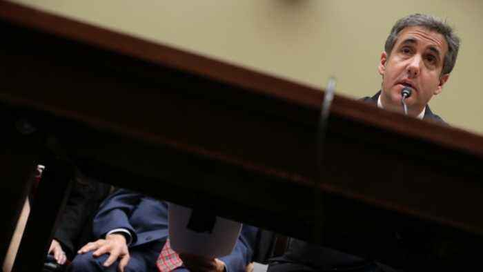 Michael Cohen Testifies Before House Oversight Committee