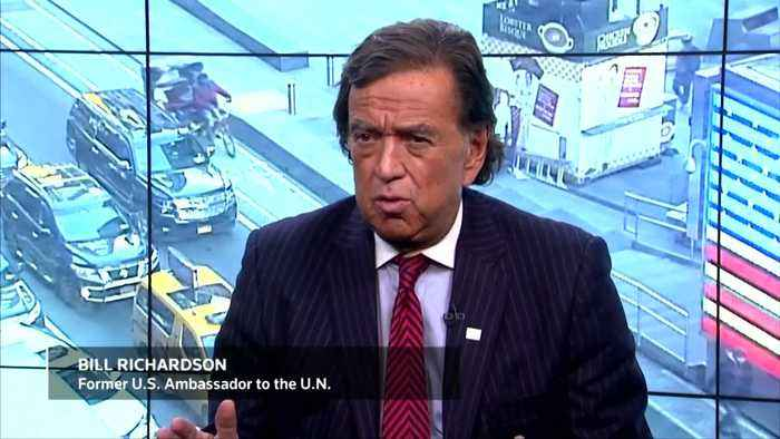 'Naive' to expect North Korea to denuclearize - Bill Richardson