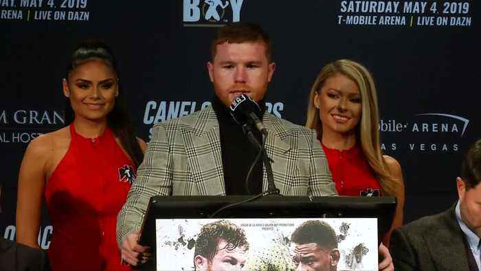 Alvarez and Jacobs face off as they look ahead to unification bout