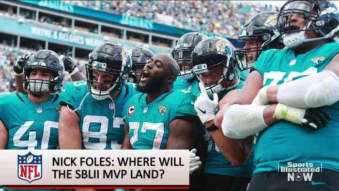 Nick Foles' Future: Where Will He End Up?