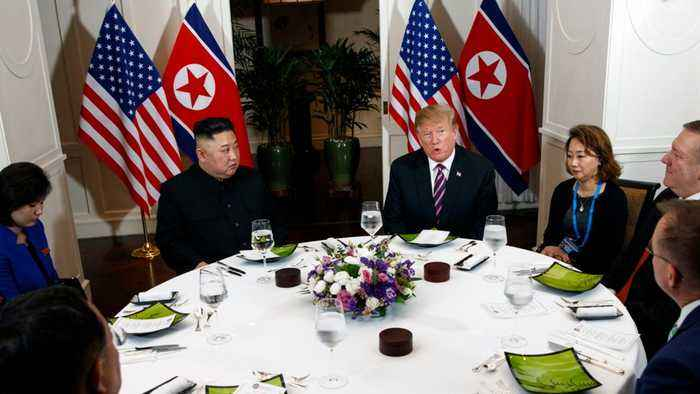 North Korea Offered Realistic Proposal But United States Asked For More
