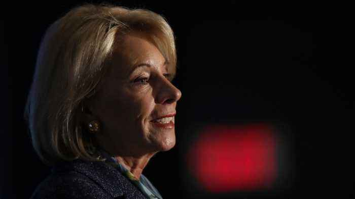 Betsy DeVos Proposes Tax Credits to Support School Choice