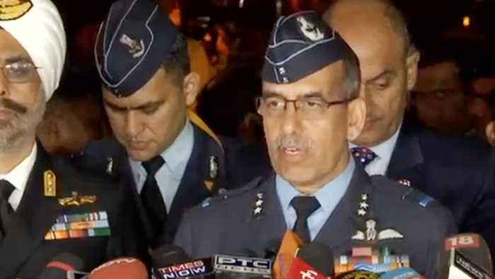 IAF successfully intercepted PAF jets and foiled their attempt: Air Vice Marshal | Oneindia News