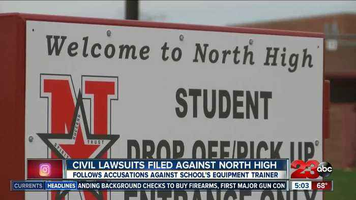 Civil lawsuits claim North High did not report sexual misconduct allegations
