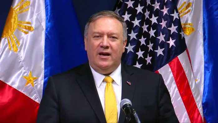 """Pompeo says North Korea unclear on Yongbyon closure, warns of """"risks"""" with Huawei"""