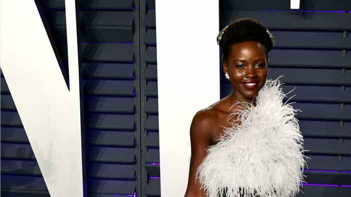Lupita Nyong'o Being Considered For 'Bond 25'