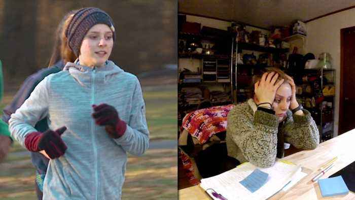 High School Student Says Her Brain Has Been Stuck on Repeat for the Past 16 Months