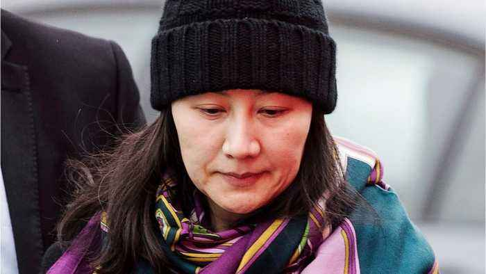 Canada Says Extradition Hearing For Huawei's Meng Wanzhou May Proceed